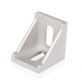 Coltar 90 grade aluminiu 20x20 mm