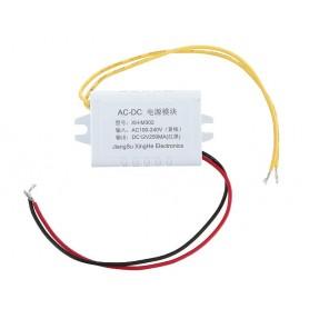Modul sursa XH-M302, AC-DC, 220VAC la 12VDC, 12V, 250mAh, 3W
