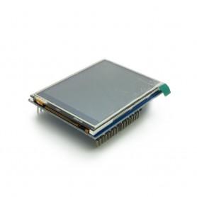 Display LCD 2.8, TFT, Color, Shield UNO si Mega, Touch, SD, ILI9341