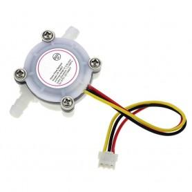 Senzor debit 0.3-6l/min, YF-S401, 120 grade