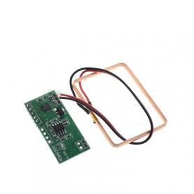Modul RFID, 125KHz, RDM6300, UART