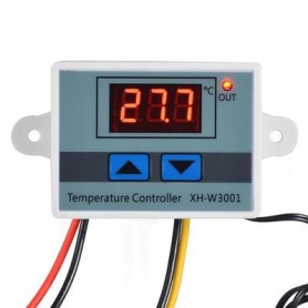 Termostat temperatura XH-W3001, 220VAC