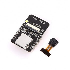Placa dezvoltare ESP32-CAM, Wifi, Bluetooth, OV2640 2MP