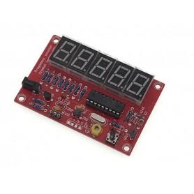 Kit modul tester frecventa, 1Hz-50MHz