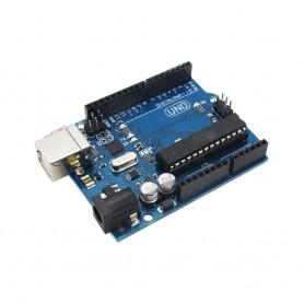Placa dezvoltare UNO, compatibila Arduino, 16U2