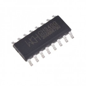 Integrat CH340G, IC, Driver