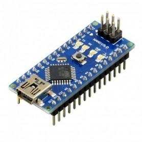 Placa dezvoltare compatibila Arduino Nano V3.0, ATMega328P-AU, FT232