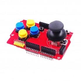 Shield Joystick, v1.A, 2 axe plus butoane, 3.3-5V