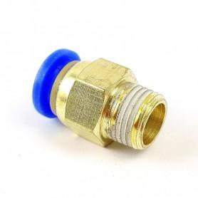 Conector PC6-01, Galben, M10, 6mm