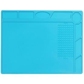 Pad silicon pentru banc de lucru, termorezistent, 320 x 230mm