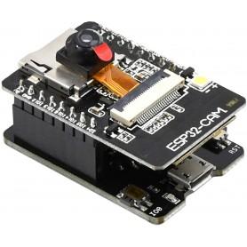 Placa dezvoltare ESP32-CAM cu CH340G, WIFI, Bluetooth, OV2640 2MP