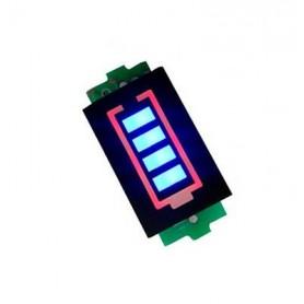Modul indicare stare baterie, setabil, 1S-8S, V2.0