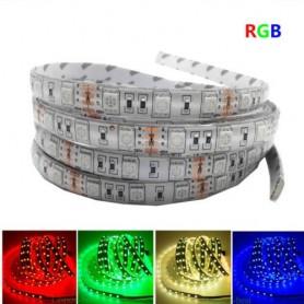 Banda LED RGB, 60led/m, rezistenta la apa
