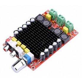 Modul amplificator 2x100W TDA7498