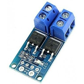 Modul dual MOSFET de putere, 15A, 400W
