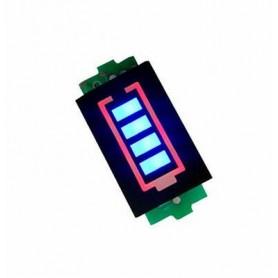 Modul Indicare Stare Baterie 1S 3.3 - 4.2VV