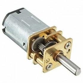 Motor DC mini, angrenaje metal, N20, 100RPM