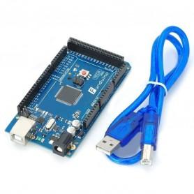 Placa dezvoltare Mega 2560 R3 + cablu usb, compatibil ARDUINO