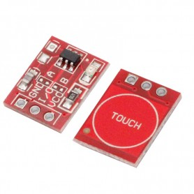 Buton capacitiv TTP223, touch