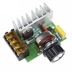 Regulator Voltaj SCR AC 4000W, protectie temperatura