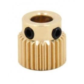 Roata dintata filament 5mm, 26 dinti