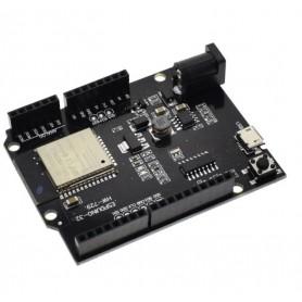 Placa dezvoltare Wemos D1 R32, ESPDuino-32, ESP32, WiFi si Bluetooth